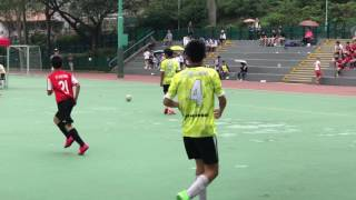 Publication Date: 2017-05-01 | Video Title: 1/5/2017香港足球總會五人足球賽「8強」(中華基督教青