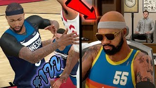 SHAVING MY HEAD BALD Challenge Gone Wrong! Cousins Meanest Posterizer! NBA 2k18 MyCAREER S2 Ep. 122