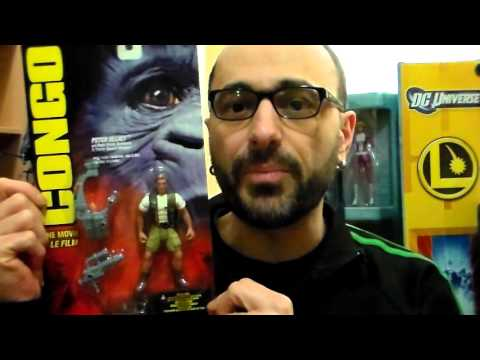 Congo movie toys   Part 1    Plasticjunky