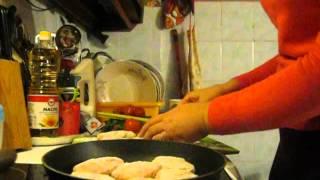 Котлеты из индейки. Как быстро приготовить ужин. Ужин за полчаса.turkey cutlets