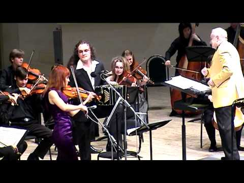 Diana Netchaeva playing La Cumparsita -- live violin concert -- passion