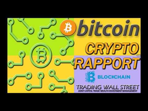 #Bitcoin #Blockchain : Le Crypto Rapport du 21 JUILLET 2018.