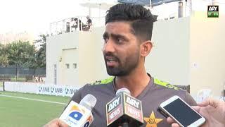 'As a batsman my goal is to score century against Australia' - Usman Salahuddin