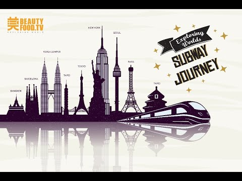 [Exploring Worlds Subway Journey] Episode 1: Kuala Lumpur Free & Easy Guide Trailer