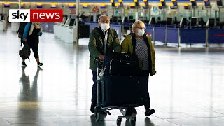 Coronavirus: Travellers entering UK will face 14-day quarantine to minimise COVID-19 cases