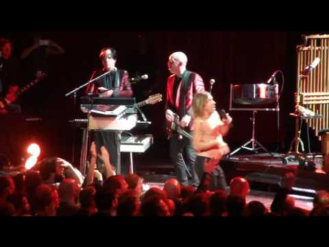 Iggy Pop Royal Albert Hall 13 May 2016 Rare Fans Footage of 5 x Songs