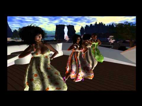 Second Life Tribute To The Pointer Sisters Chic...
