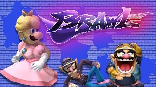 First time playing Brawl Minus highlights - SSBB Minus