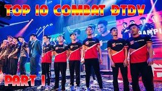 Tổng hợp các pha combat hay nhất ĐTDV xuân 2019