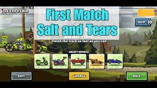 First Match Salt and Tears 21k Hill Climb Racing 2 Team Event