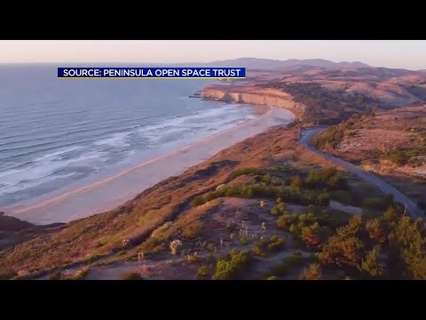 Palo Alto Non-Profit Plans to Ease Access to Secluded Beach Near Half Moon Bay