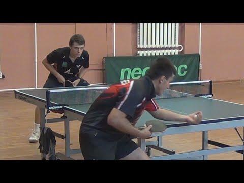 Артур ГРИГОРЬЕВ vs Валерий ЗОНЕНКО, ФИНАЛ, Турнир Master Open, Настольный теннис, Table Tennis