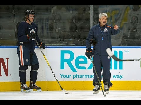 Alex Chiasson on Edmonton Oilers' need for secondary scoring
