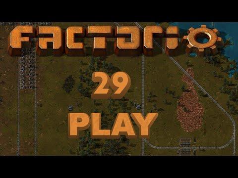 Factorio Play 29- Remote Mining