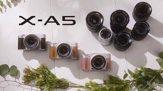 Đánh giá Fujifilm X-A5 - sức mạnh đáng gờm trong phân khúc tầm trung