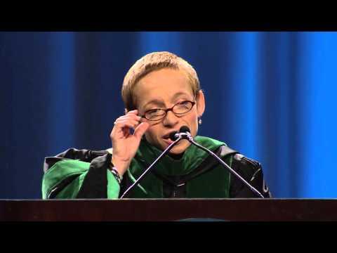 Dr. Jennifer Arnold's Commencement Address at West Coast University