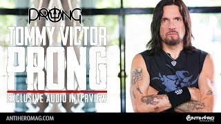 Interview with Tommy Victor of Prong