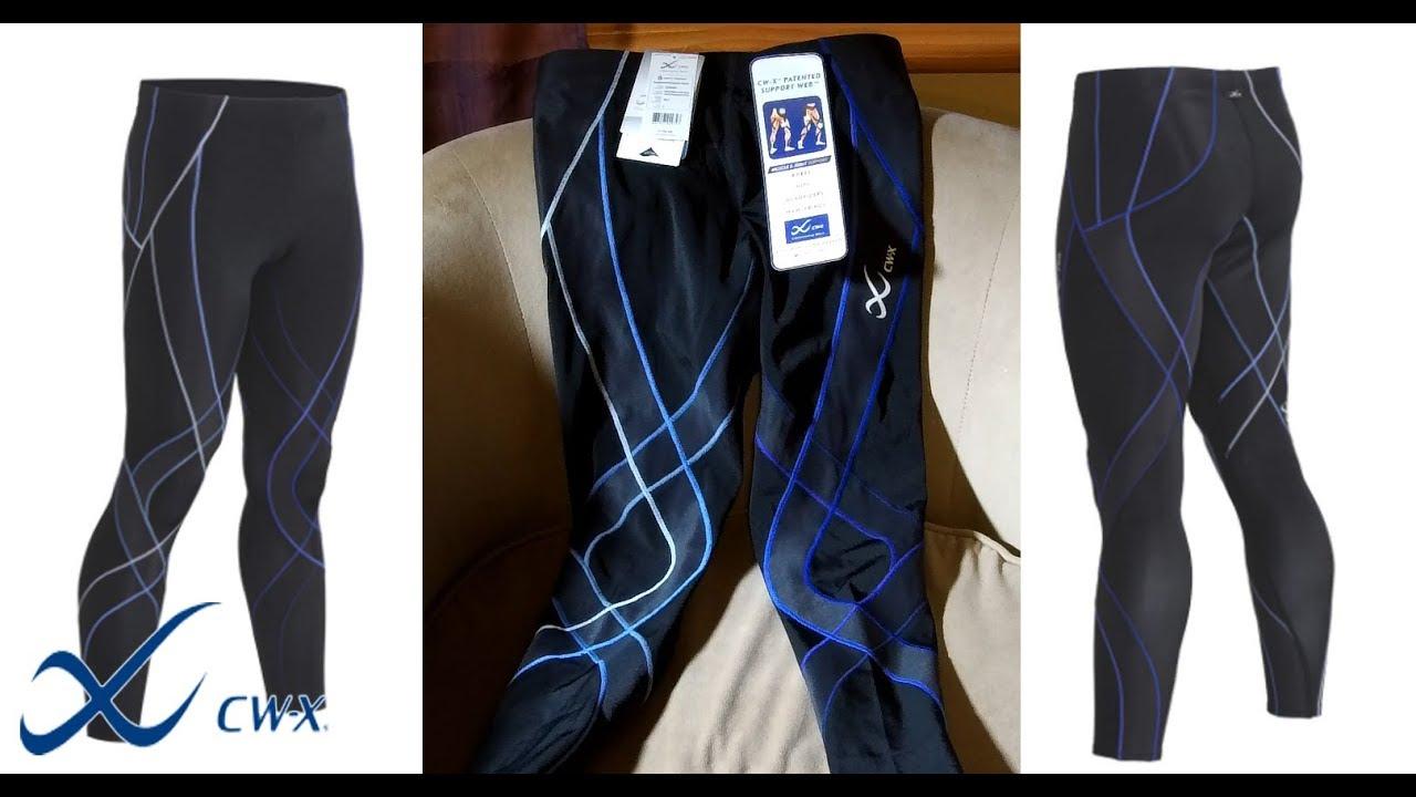 CW-X Mens Pro Shorts 240805-001