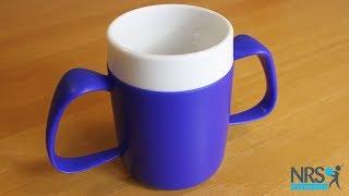 Thermo Safe 2 Handled Mug - Blue/White Review