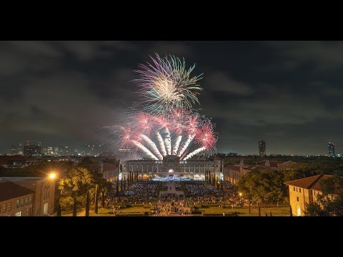Rice University's 105th Commencement