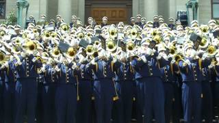Maroon 5 - Payphone - Notre Dame Band  ND vs Purdue 9-8-12
