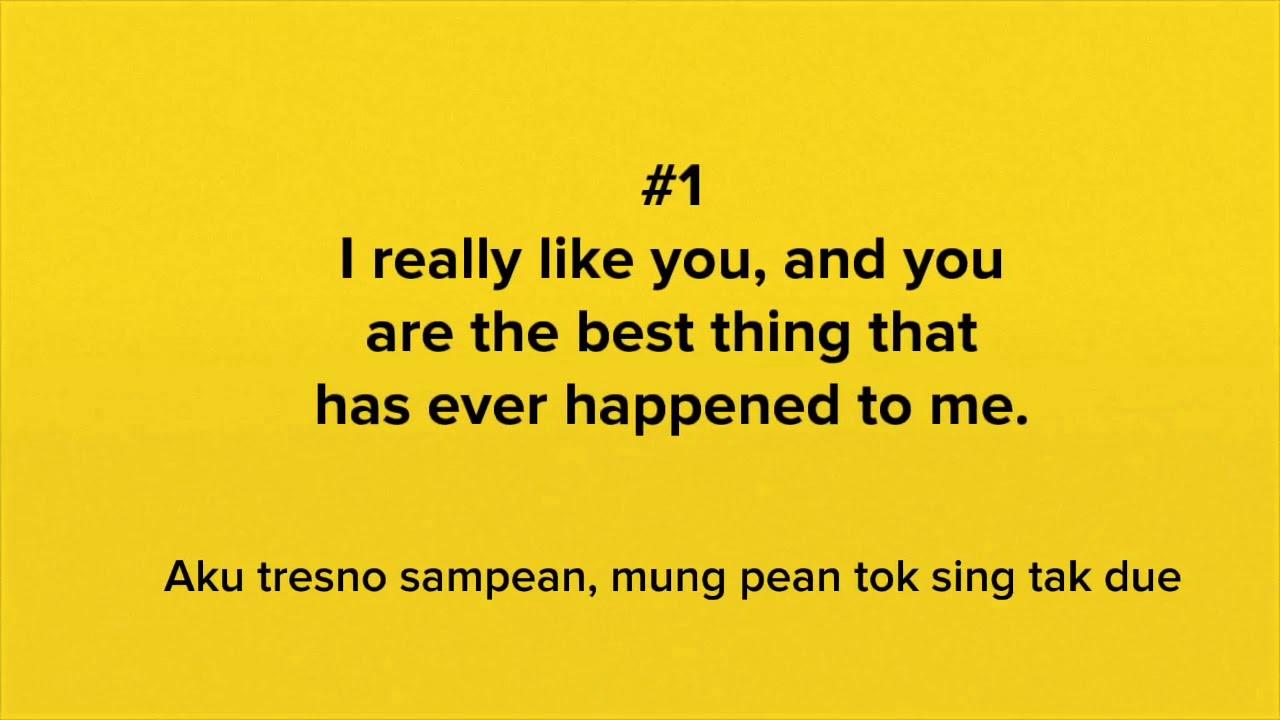 9 Cara Ngomong Aku Sayang Kamu Dalam Bahasa Inggris Makna Jawa