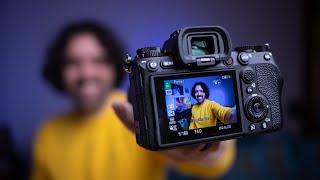 Sony A1 - foťák za čtvrt mega jako webkamera? [4K]