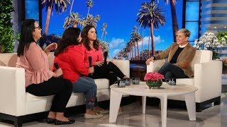 Ellen Welcomes Generous Family Dedicated to Helping Others