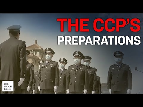 CCP's 'Six Major Preparations' in Response to External Environment Changes |U.S. |World |Epoch News