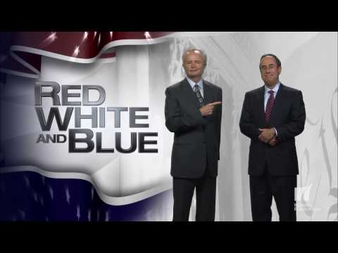Red, White and Blue – State of the Texas House of Representatives