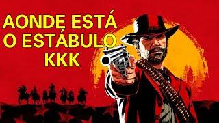 Red Dead Redemption 2 - O INICIO DA HISTÓRIA