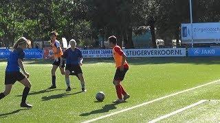 2e poulewedstrijd Finals  Jonger Oranje O15 Veluwe - Zaanstad