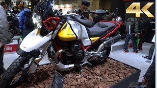 2019 MOTO GUZZI V85 TT -  新型 モトグッツィ V85 TT 2019 年モデル