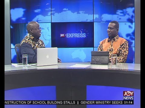 Governance in Ghana - PM Express on JoyNews (11-7-17)