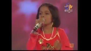 yede thumbi haduvenu-ETV-finals-mysore- amulya mysore-yuga yugagale sagali nana preethi saashwatha