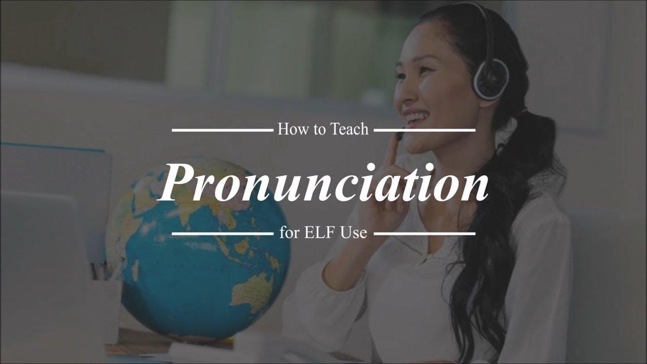 The English as a Lingua Franca Pronunciation Core