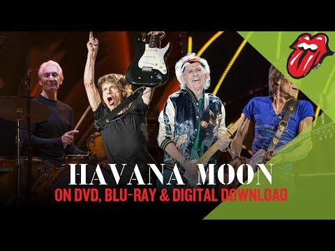 The Rolling Stones - Havana Moon (Trailer)