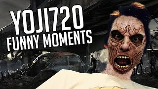 Dying Light (PS4) - Funny Moment Yoji720 +18