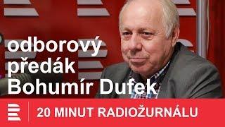 Bohumír Dufek: Kontrolu potravin by měla zpřísnit celá EU
