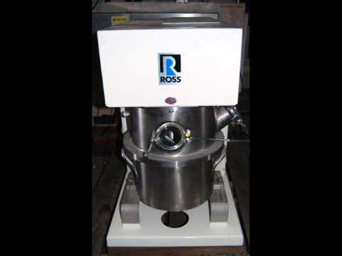Ross Mixer  DPM 4 Gallon  Stock # UR4AC01