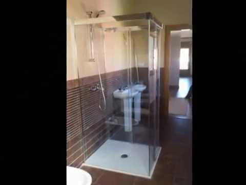 Nesguel Mamparas De Bano.Trabajos Realizados Con Mamparas Nesguel Vital Bath Youtube