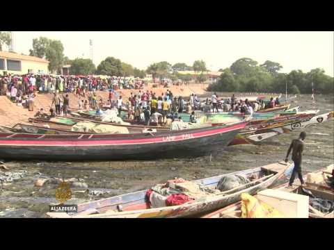 Guinea-Bissau's rich fish stocks in peril
