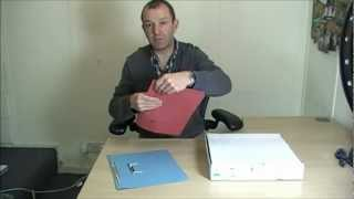 A Product Review Of Transfer Files by Cheap Stationery