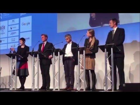 #DebateTech: Electing a digital Mayor for London