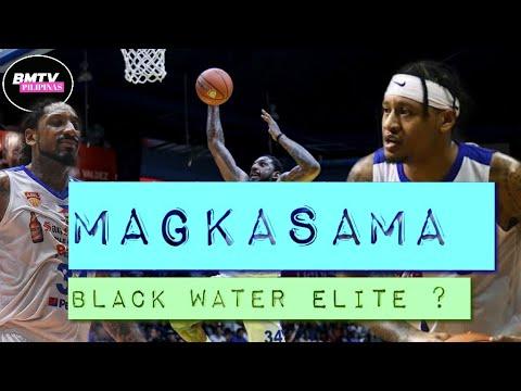 BALKMAN | PARK'S MAGKASAMA SA BLACK WATER ELITE ?