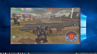 Play War Robots on PC Tutorial [Android + Windows]