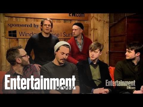 Daniel Radcliffe, Michael C. Hall & Co. Talk ''Kill Your Darlings'' & More | Entertainment Weekly
