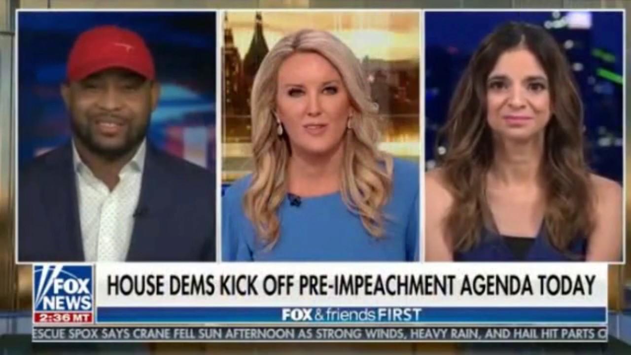 Bandon Tatum - Black Conservative Destroys Democrats Impeachment Narrative