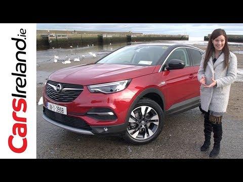 Opel Grandland X Review | CarsIreland.ie