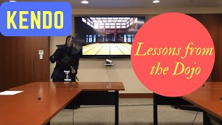 """Kendo: """"Lessons from the Dojo"""" (TED Talk, June 15, 2018)"""